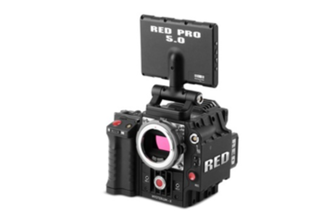 RED Epic-MX 5K Package Lens + Tripod
