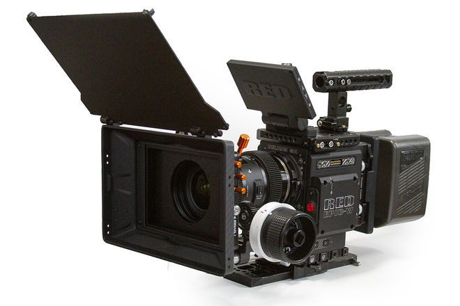 RED Epic-W Helium 8K S35 PRODUCTION KIT w/ Sigma ART zooms