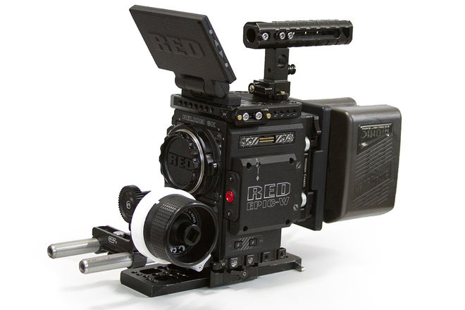 RED Epic-W Helium 8K S35 PRODUCTION KIT