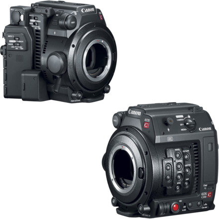 2X Canon EOS C200b (BASIC PACKAGE)