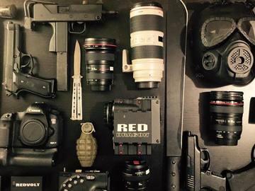 Canon Lenses  16-35, 24-105, 50, 70-200, 100mm macro