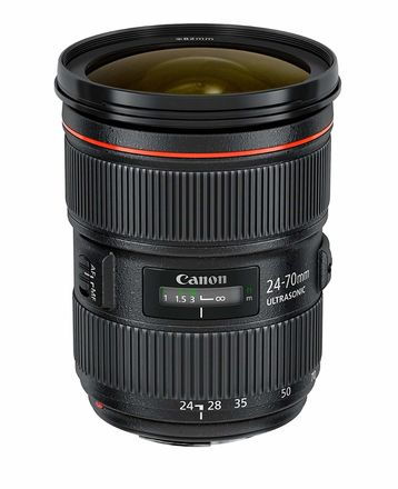 BEST PRICE | Canon EF 24-70mm f/2.8 L II USM - Brand New