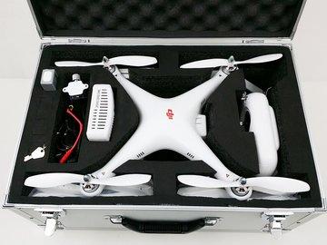 Rent: DJI Phantom Quadcopter for GoPro Fully Installed