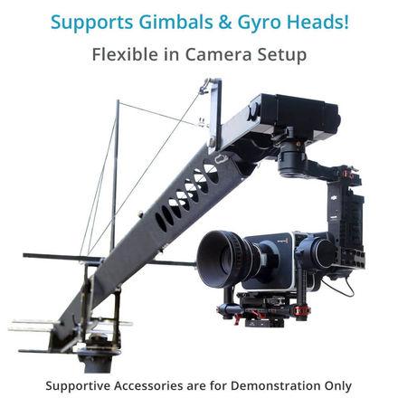 40ft Camera Crane Jib Package