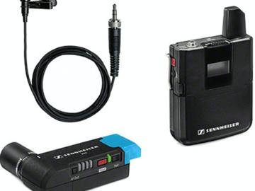 Sennheiser AVX Digital Wireless Lav Mic Set