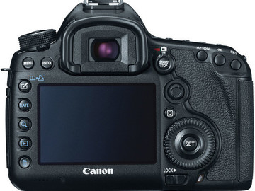 Rent: Canon EOS 5D Mark III DSLR Camera (Body)