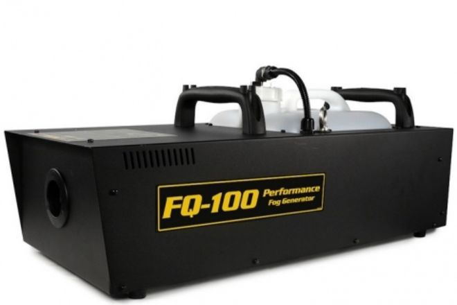 High End Systems FQ-100 Fog Machine with Fluid