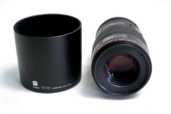 Canon EF 100mm f/2.8 L IS Macro USM Lens
