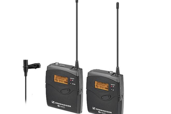 2x | Sennheiser ew 100 ENG G3 Wireless Kit