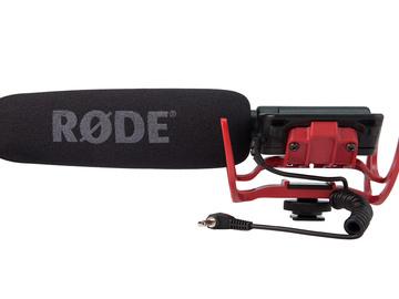 Rent: Rode VideoMic Directional Shotgun Microphone