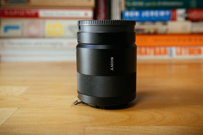 Sony 55mm 1.8 E mount Sonnar