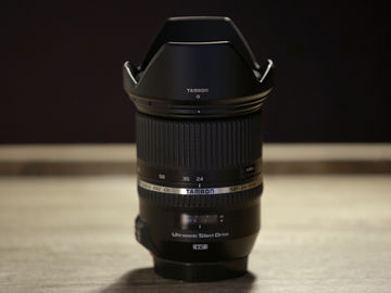 Tamron SP 24-70mm f/2.8 for Canon