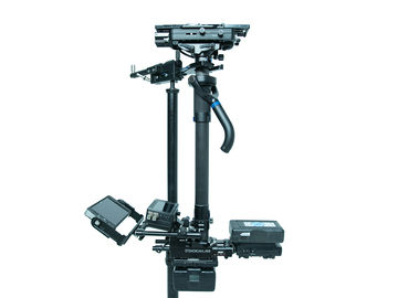 Steadicam M1 Sled with Monitor