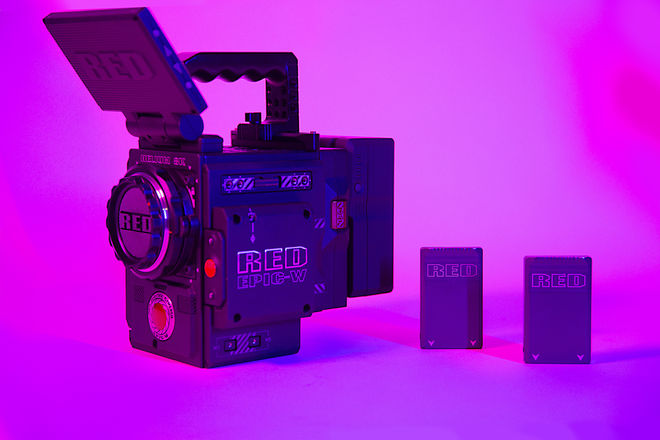 RED Epic-W Helium 8K S35 FULL PACKAGE, CHOOSE BTW EOS or PL