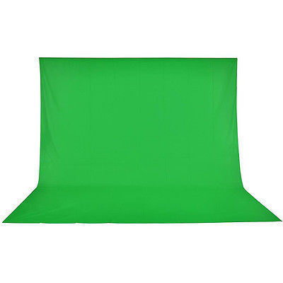 Green Screen 12x20 Fabric