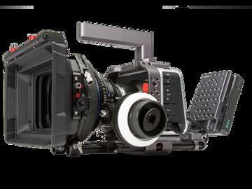 Blackmagic Design Production Camera 4K - small kit