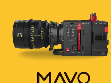 Rent: Kinefinity MAVO LF 6k Full Frame Cinema Camera