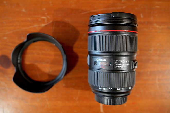 Canon Canon 24-105mm f/4 L IS USM