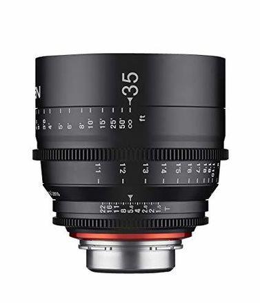 XEEN 35mm PL Mount Prime