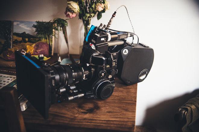 Aaton XTR Plus  S16mm PL lens Camera!  Better than Arri SR3.