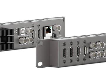 Rent: Blackmagic Design ATEM Television Studio Production Switcher