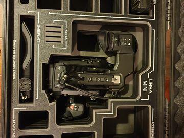 Rent: Blackmagic URSA Mini Pro 4.6K