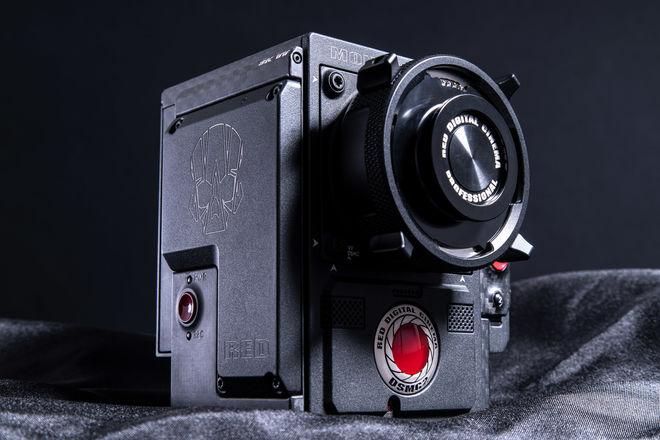 RED Monstro 8K Vista Vision Cinema Camera - Body Only (CHI)