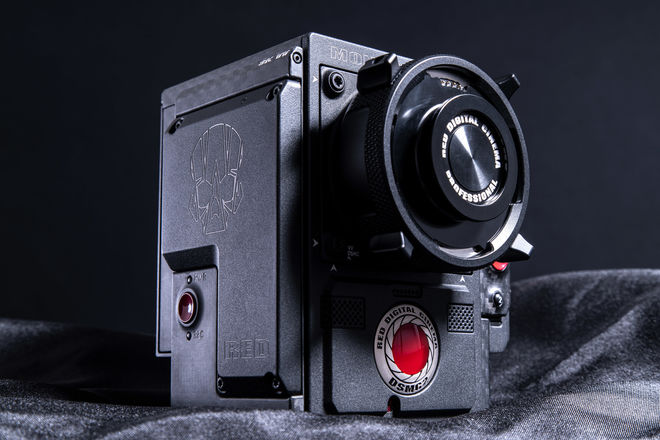 RED Monstro 8K Vista Vision Cinema Camera - Body Only (CHI)