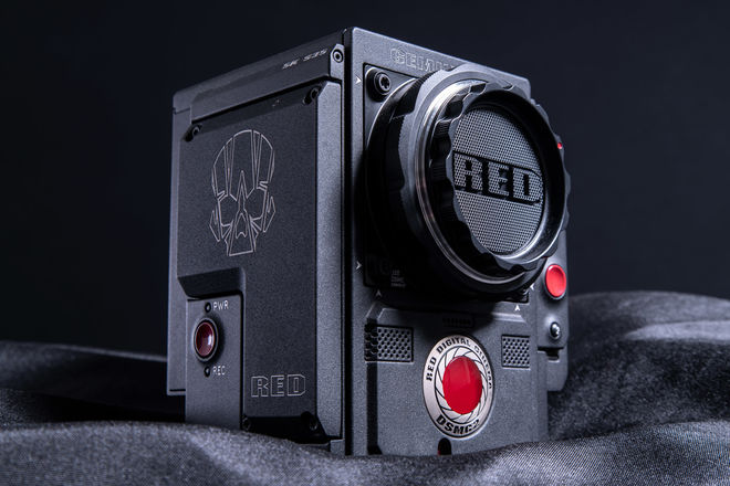RED Gemini 5K S35 Cinema Camera - Body Only (CHI)