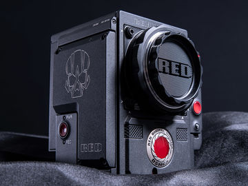 RED Gemini 5K S35 Cinema Camera - Body Only (CHI)