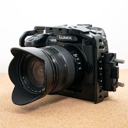 Panasonic Lumix DC-GH5 w/ 12-35 II