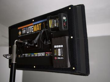 Rent: LiteMat 1 (S2) Hybrid Kit + 2 Batteries