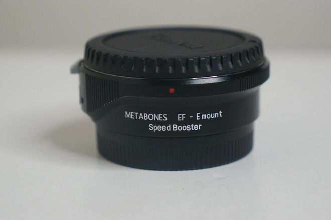 Metabones Canon EF Lens to Sony E Mount Speed Booster II
