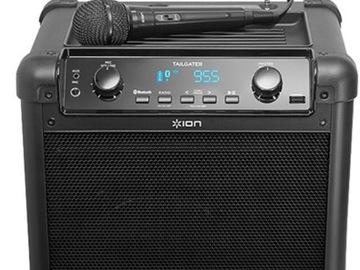 Rent: wireless rechargeable speaker