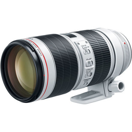 Latest Canon EF 70-200mm f/2.8L IS III USM Lens