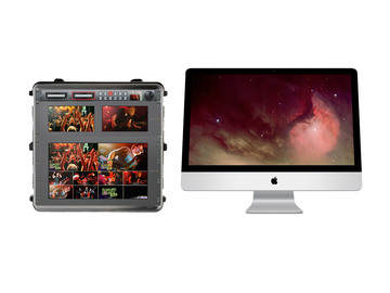 Rent: Package: Live Broadcast Package with Computer Control