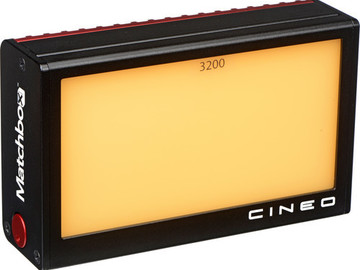 Rent: Cineo Lighting Basic Matchbox LED Light Kit with chimera