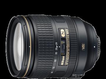 Rent: Nikon 24-120mm f/4 VR