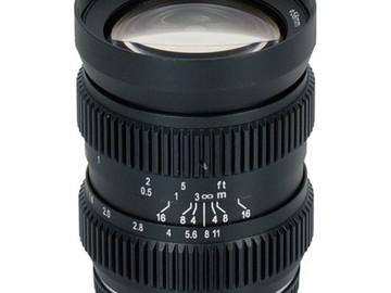 Rent: SLR Magic 12mm T1.6 MFT Mount Lens