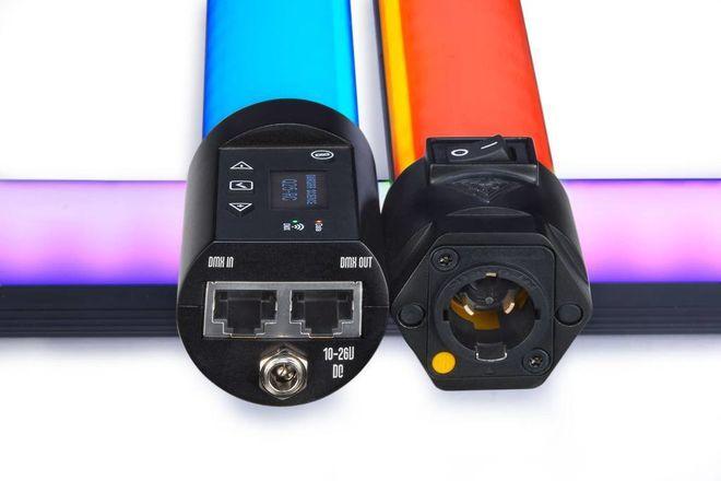 Six Quasar 4' Q50 Rainbow RGBX