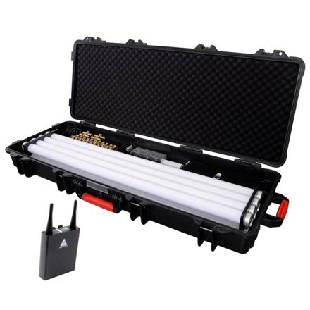8 Astera Pixeltubes kit PLUS Transmitter