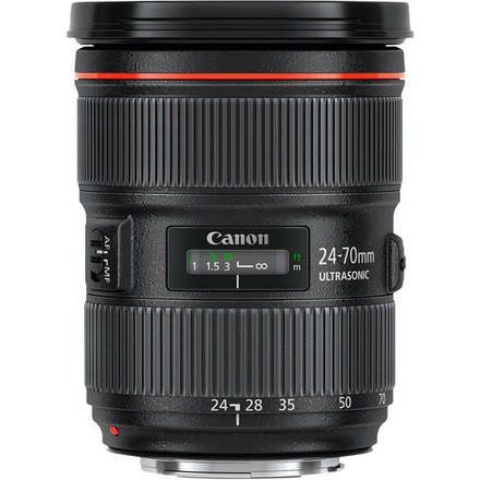 Canon 24-70 II