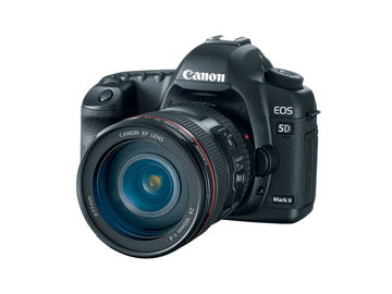 Rent: Canon EOS 5 D Mark II with 24-105mm Lens