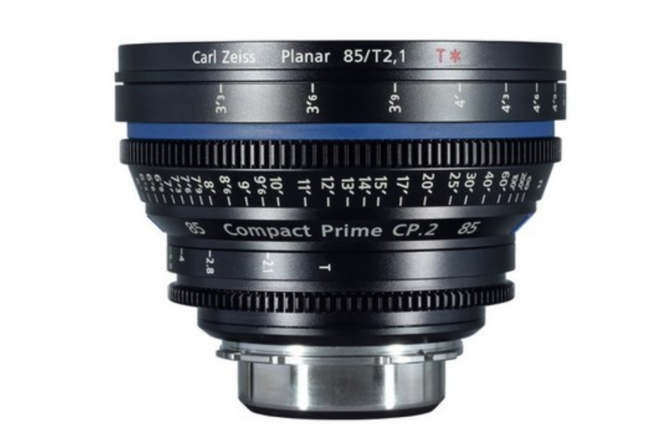 Zeiss Compact Prime CP.2 85mm T2.1 (PL)