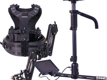 Steadicam AERO 30 Full package (with Batteries and Charger)