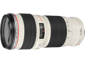 Rent: Canon EF 70-200mm f/4L USM Lens