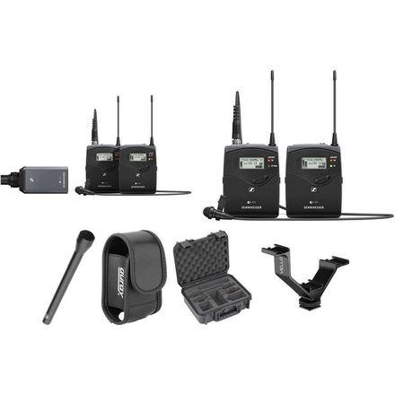 Sennheiser ew 100 G4 2-Person Wireless Kit