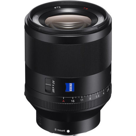 Sony Zeiss Planar 50mm f1.4