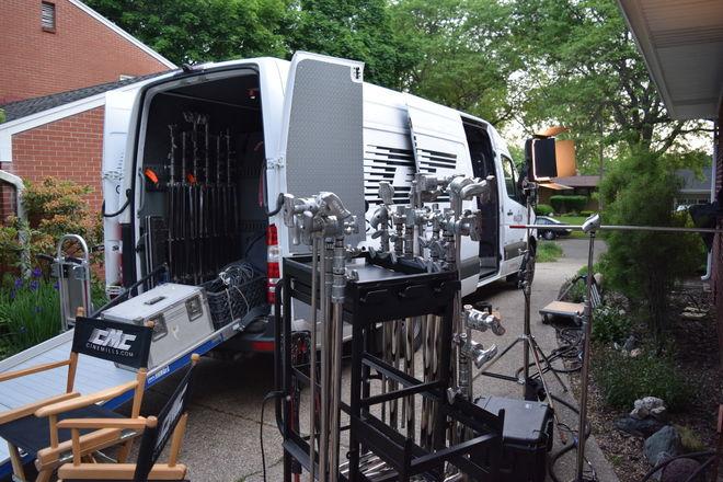 1 Ton Grip & Electric Truck