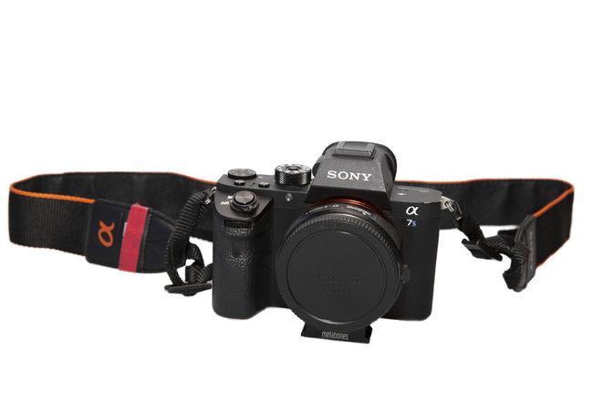 Sony Alpha a7S II Digital Camera
